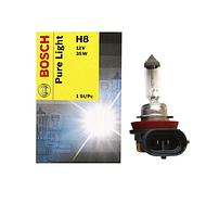 1987302081 автолампа h8 Bosch 12V 35W