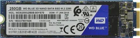 SSD 250Gb M.2 Western Digital