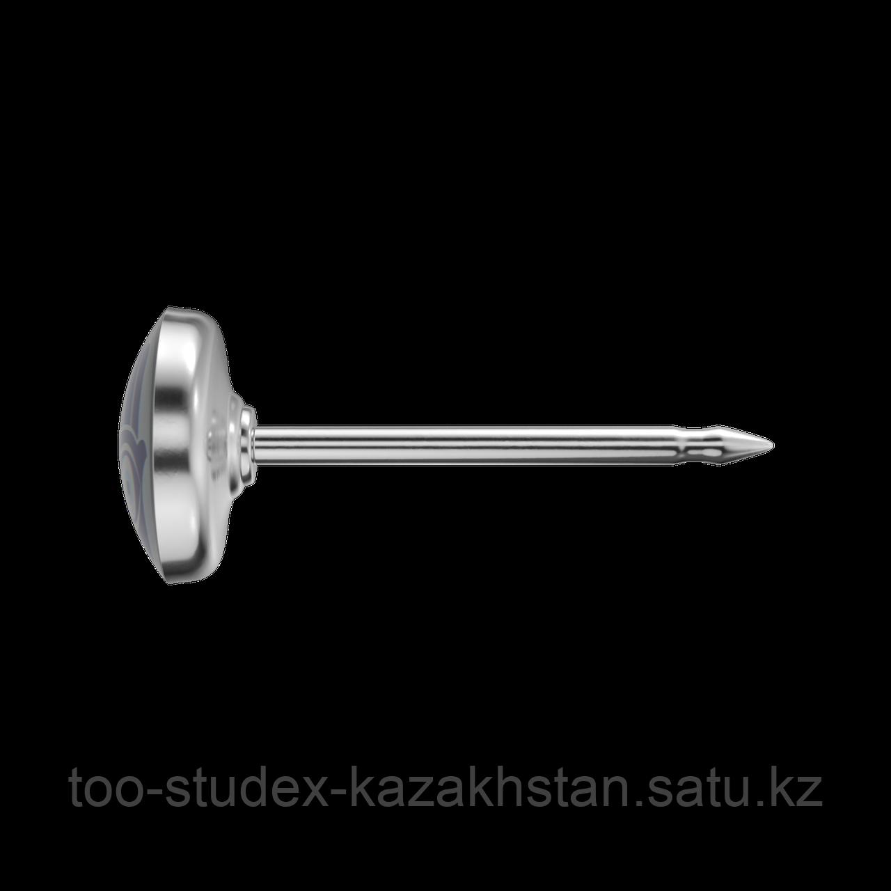 """7512-0669 Серьги для прокола STUDEX System75 """"Рука Фатимы"""" - фото 4"""