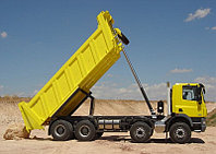 Гидрофикация грузовых автомобилей и спецтехники
