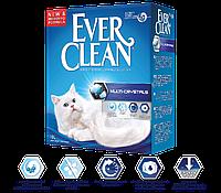 Ever Clean Multi Crystal,наполнитель с добавлением силикагелевых кристаллов,уп.10л.