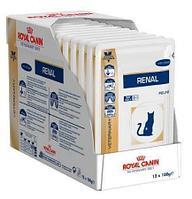 Royal Canin Renal Tuna S|O Feline,лечебные консервы с тунцом для кошек с почечной недостаточностью уп. 12*100