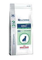 Royal Canin Neutered Adult Small Dog,корм для стерилизованных или кастрированных собак мелких пород,уп.1,5 кг