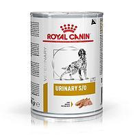 Royal Canin Urinary Dog,влажный корм при мочекаменной болезни, банка 420гр.