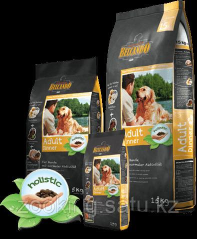 Belcando Adult Dinner,сухой корм для средних и крупных собак,уп.22.5 кг.