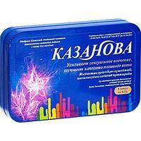 Казанова виагра средство для повышения потенции, 8 капсул KAZANOVA Оригенал