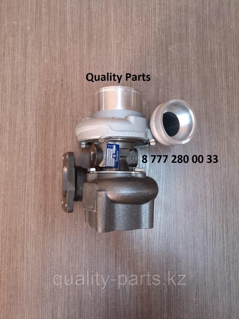 Турбина 21147467, 21496608 Deutz на Volvo BL