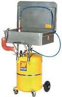 Емкость для мойки деталей с баком 65 л на колесах Meclube 055-1560-000