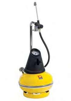 Автоматическое устройство для подкачки шин (одобрено Директивой СЕЕ), 12 л Meclube 060-1582-000