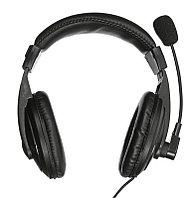 Наушники с микрофоном Oklick HS-M137V
