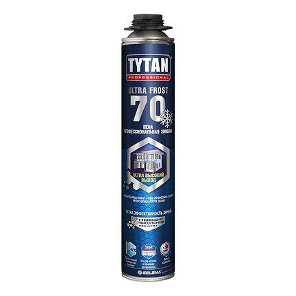 TYTAN пена ПРОФ 70 ULTRA FROST ЗИМНЯЯ (870 мл), фото 2