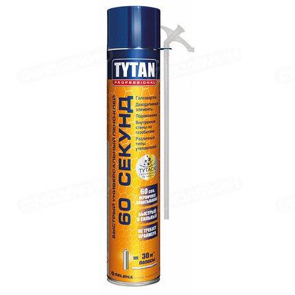TYTAN пена-клей СТД, быстрый, универсальный, 60 сек., 750 мл, фото 2