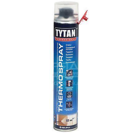 TYTAN термоизоляция ПРОФ напыляемая полиуретановая THERMOSPRAY, 870, фото 2