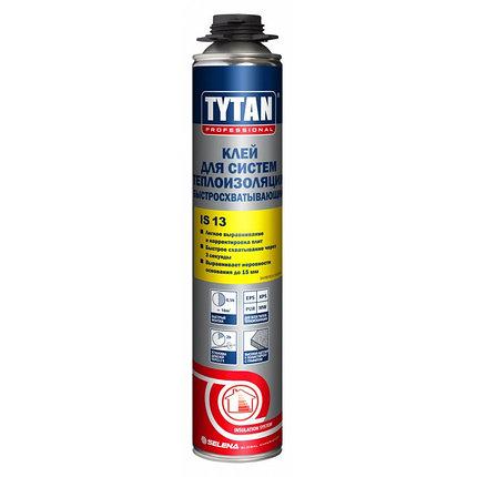 TYTAN клей для систем теплоизоляции, быстросхватывающий, IS13, 870 мл, фото 2