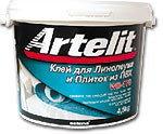 ARTELIT клей для линолеума и плиток ПВХ WB-170