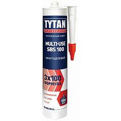 TYTAN клей монтажный MULTI-USE SBS 901 (310мл.) бежевый