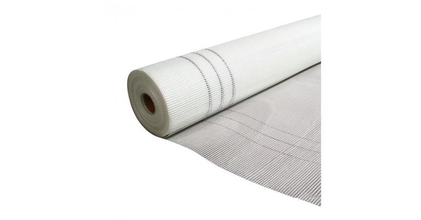 HAUSER Сетка стеклотканевая интерьерная, щелочестойкая, (1м х 50м), 60г (2,5мм*2,5мм), фото 2