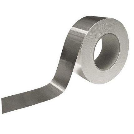 TYTAN лента алюминиевая ПП 50мм х 50м, фото 2