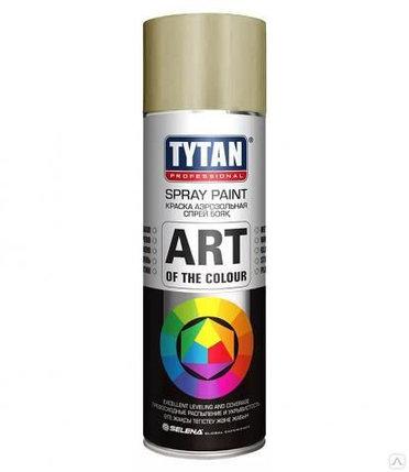 TYTAN Краска аэрозольная, бежевая, 400 мл, фото 2
