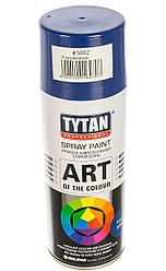 TYTAN Краска аэрозольная, ультрамарин, 400 мл