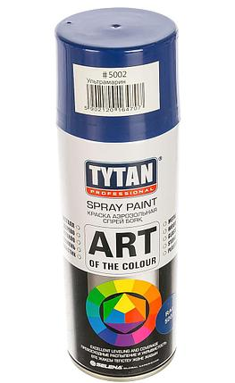 TYTAN Краска аэрозольная, ультрамарин, 400 мл, фото 2