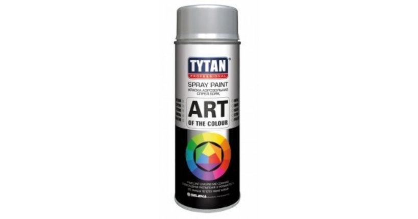 TYTAN Краска аэрозольная, белая матовая, 400 мл, фото 2