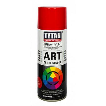 TYTAN Краска аэрозольная, красная, 400 мл, фото 2