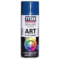 TYTAN Краска аэрозольная, синяя, 400 мл