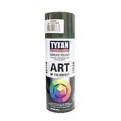TYTAN Краска аэрозольная, темно-зеленая, 400 мл