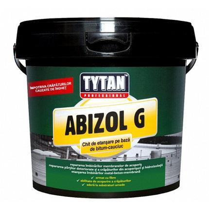 TYTAN ABIZOL G Битумно-каучуковая мастика, черная 5 кг, фото 2