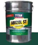 TYTAN ABIZOL ST Битумно-каучуковая дисперсионная мастика для гидроизоляции и пенопласта (18кг)