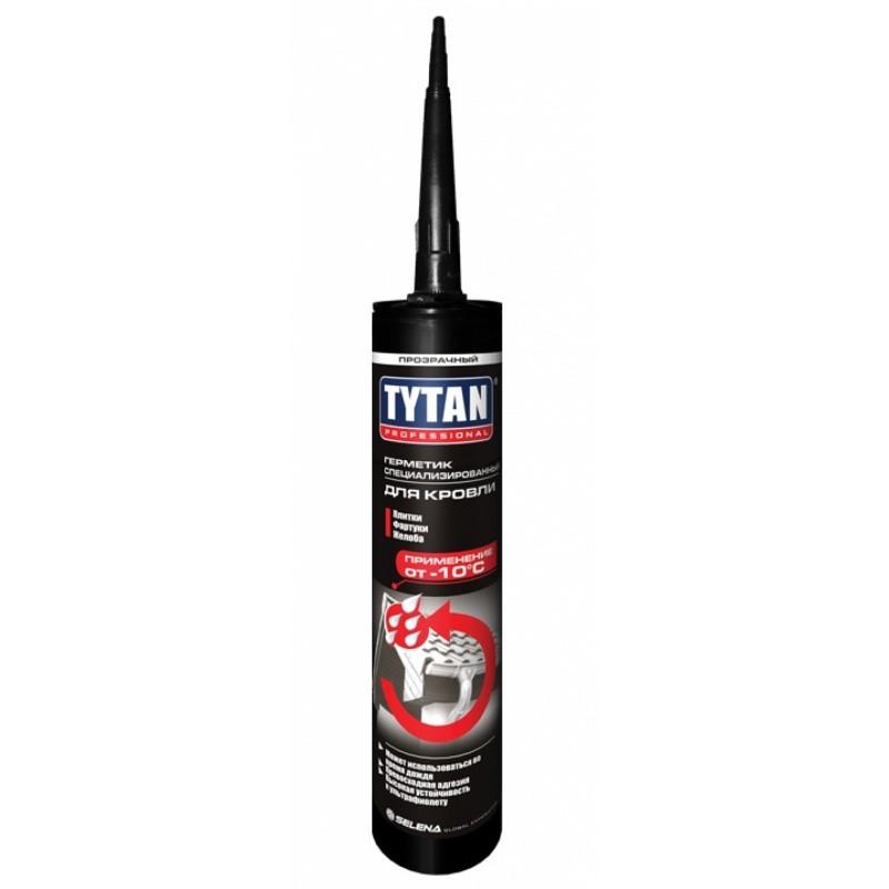 TYTAN герметик специализированный для кровли (310 мл) бесцветный