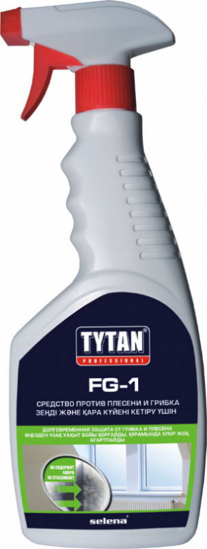 TYTAN Средство против плесени и грибка FG-1 (0,5л)