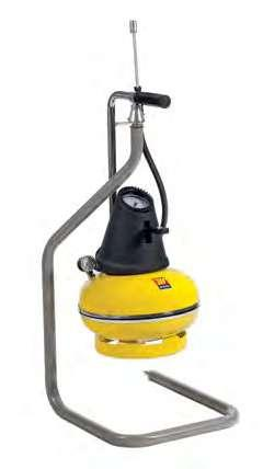 Автоматическое устройство для подкачки шин с подставкой 12 л 060-1583-000