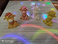 Свечи Восковые бычок, фото 1