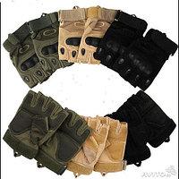 Перчатки тактические беспалые Oakley