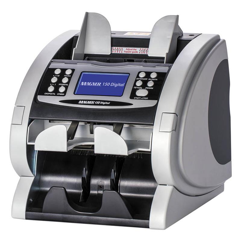 Счетчик банкнот Магнер 150 Digital