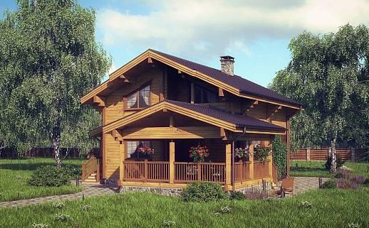 Проект дома №2228