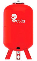 Мембранный расширительный бак Wester WRV 750