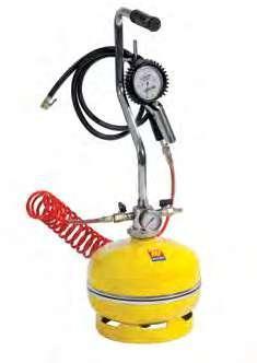 Портативное ручное устройство для подкачки шин, Meclube 12 л 061-1590-000
