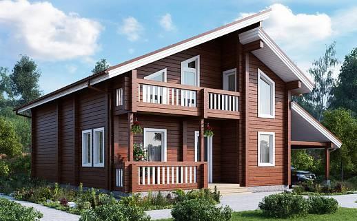 Проект дома №2259