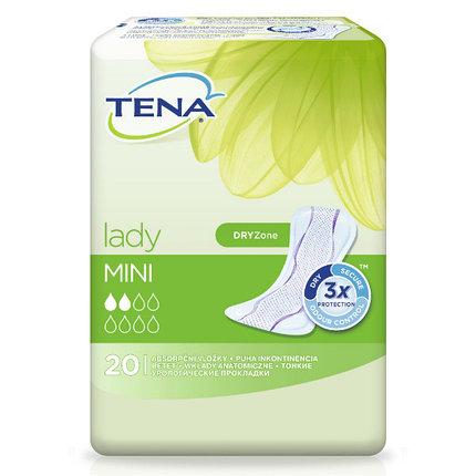 Прокладки урологические женские Tena Lady Slim Mini 20шт, фото 2