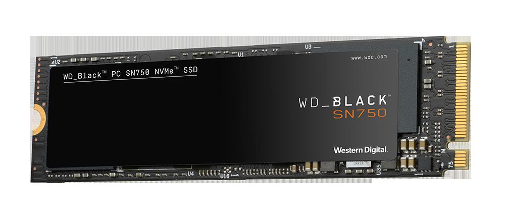 Твердотельный накопитель SSD 250 Gb M.2 NVMe 2280 WD Black WDS250G3X0C