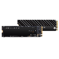 Твердотельный накопитель SSD 500 Gb M.2 2280 WD Black SN750 WDS500G3X0C NVMe
