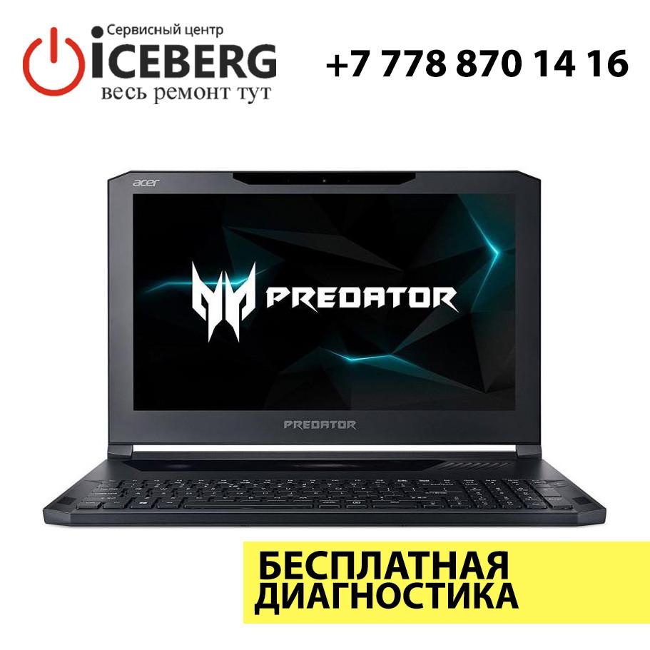 Ремонт ноутбуков Acer Predator Helios