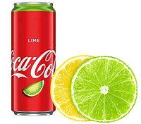 Coca Cola Lime 330ml (24шт-упак)