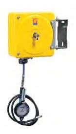 Поворотная закрытая катушка для подкачки шин Meclube 063-1581-000