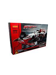 """Decool 3366 Конструктор 2 в 1 Болид Формулы 1 """"Чемпион Гран-при"""", 1141 дет. (Аналог LEGO)"""