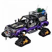 Jisi Bricks 3372 Конструктор 2 в 1 Гусенечный внедорожник, 2382 дет. (Аналог LEGO)