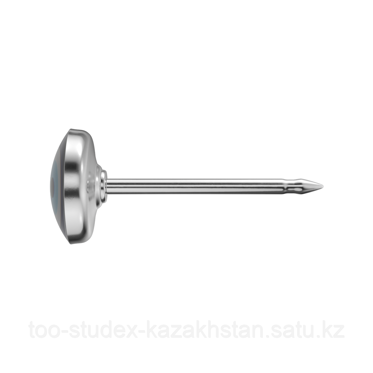 "7512-0668 Серьги для прокола STUDEX System75 ""Назар"" - фото 4"